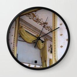 Tromp L'Oeil Wall Clock