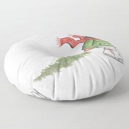 Franco's Cristmas Floor Pillow
