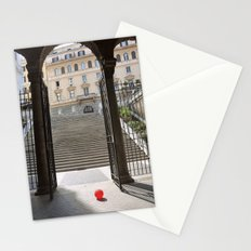 Red Ballon Stationery Cards
