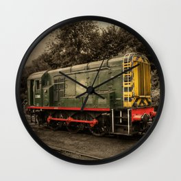 Severn Valley Gronk Wall Clock