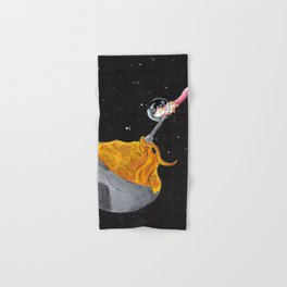 Moon Mac and Cheese Hand & Bath Towel