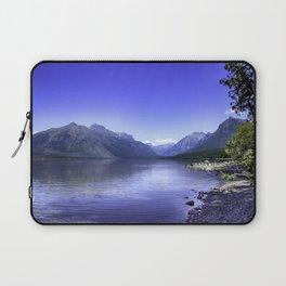 McDonald Lake In Glacier National Park Laptop Sleeve