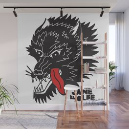 Wolfe Wall Mural