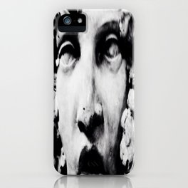 Stone Face by Igh Kihl Media Piffington Kushfield Photography iPhone Case