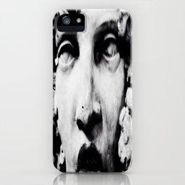 Stone Face by Igh Kihl Media Piffington Kushfield Photography iPhone Case