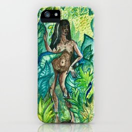 Selva iPhone Case