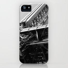 Manhattan Bridge 1 iPhone Case