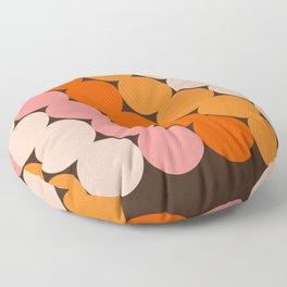 Honey Dots Floor Pillow