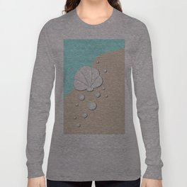 Seashell by the Seashore Long Sleeve T-shirt