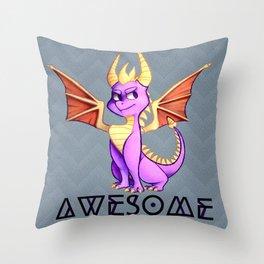 Spyro Throw Pillow