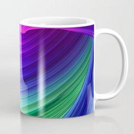 Twisting Forms #5 Coffee Mug