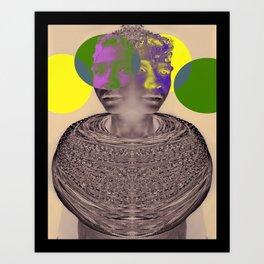 The Txom Art Print