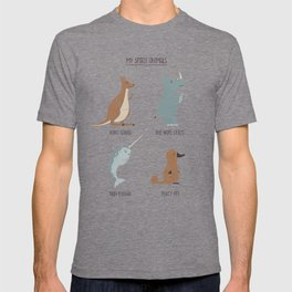 Spirit Animals T-shirt