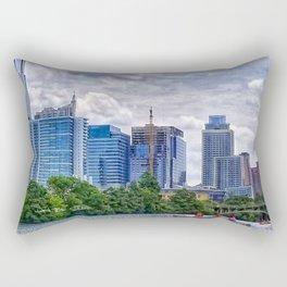 Lake Austin Rectangular Pillow