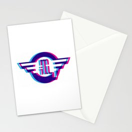 metro illusions - 3D Stationery Cards