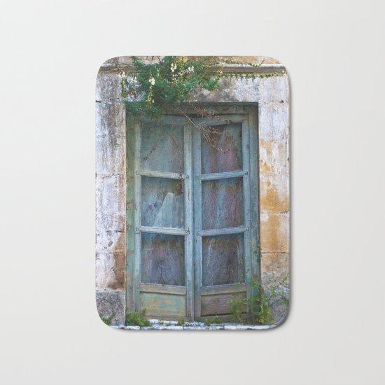 Abandoned Sicilian House in Noto Bath Mat
