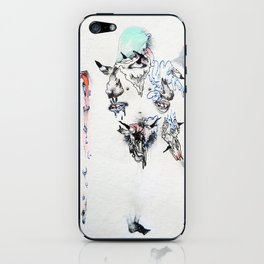 kuura the strange iPhone Skin