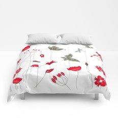Tatemae Japanese White Comforters