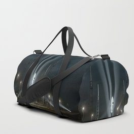 Why Do Rockets Launch At Night Duffle Bag