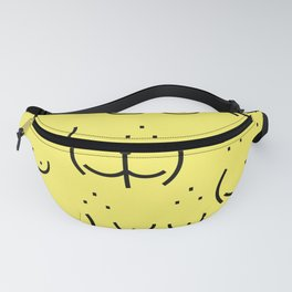 Butts n Boobs Fanny Pack