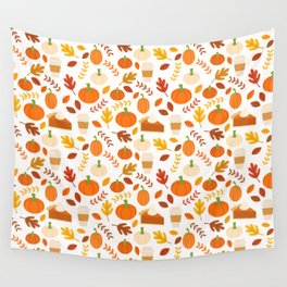 Everything Autumn Wall Tapestry