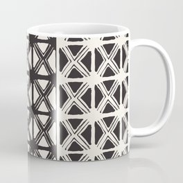 B&W Tribal #society6 #tribal Coffee Mug
