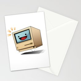 Happy Vintage Mac Stationery Cards