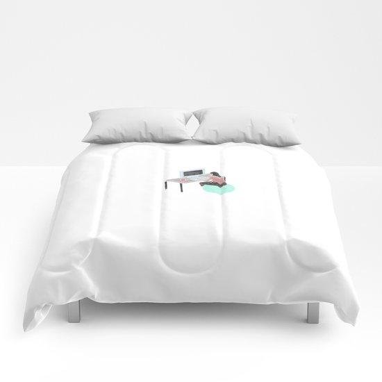 Office Bounce Comforters