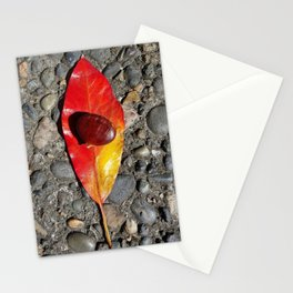Autumnal Healing and Abundance Stationery Cards