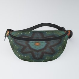 Ivy on the Iron Gate Fanny Pack