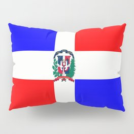 Flag of Dominican Republic Pillow Sham