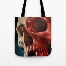 Skull 9 Tote Bag