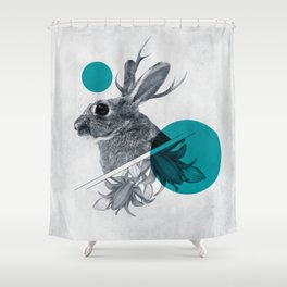 chapter one Shower Curtain