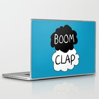 charli xcx Laptop & iPad Skins featuring Boom Clap (the sound of my heart - TFIOS) by Tangerine-Tane