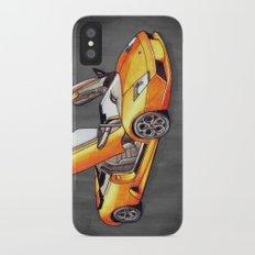 Orange Bull Slim Case iPhone X