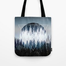 Woods 4 Tote Bag