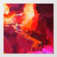 phoenix Canvas Prints featuring Phoenix by Wahndur