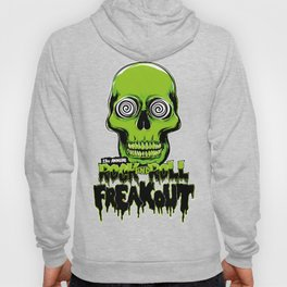 13th Annual Rock and Roll Freakout Hoody