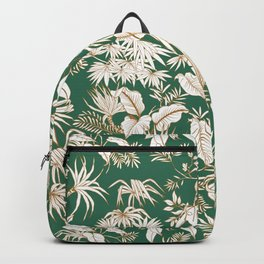 Great greenish jungle Backpack
