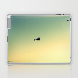 Helicopter Laptop & iPad Skin