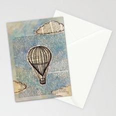 Drifting Slowly Stationery Cards