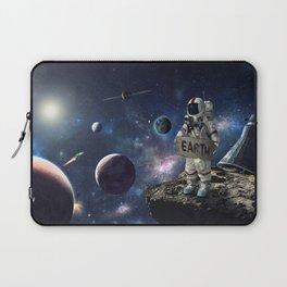 Stuck in Space Laptop Sleeve