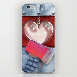 The Oz Suite - the Tin Man iPhone Skin