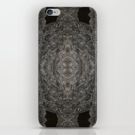 An Ode To You... When Particles Align Multiplied iPhone Skin
