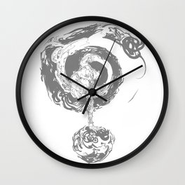 As within, so without Wall Clock