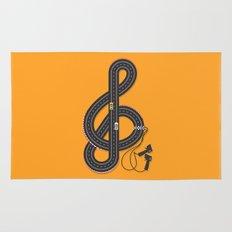 Sound Track Rug