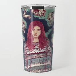 Fearless  Lady Travel Mug