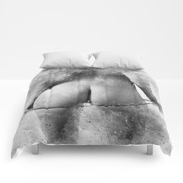 Put your panties down Comforters