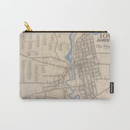 The Pearl City Carry-All Pouch