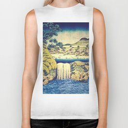 To Pale the Rains in August Biker Tank